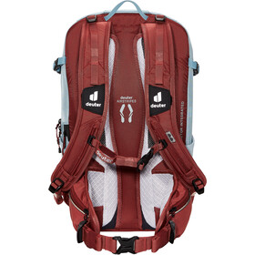 deuter Flyt 12 SL Backpack Women, turquoise/rood